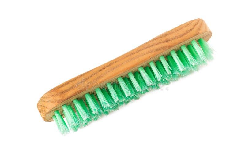 Lavare spazzola fotografie stock