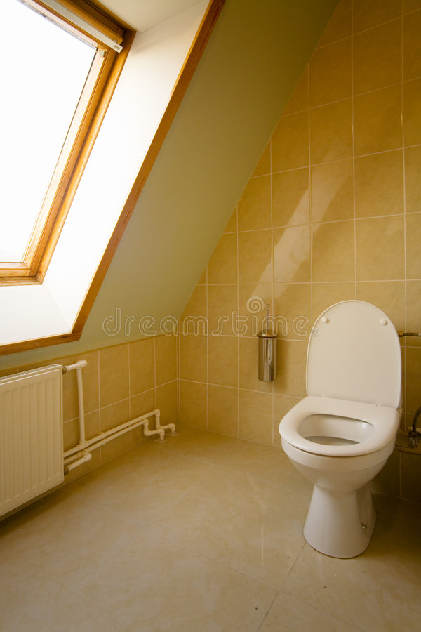 Free Lavatory In A Penthouse Royalty Free Stock Photography - 2177747