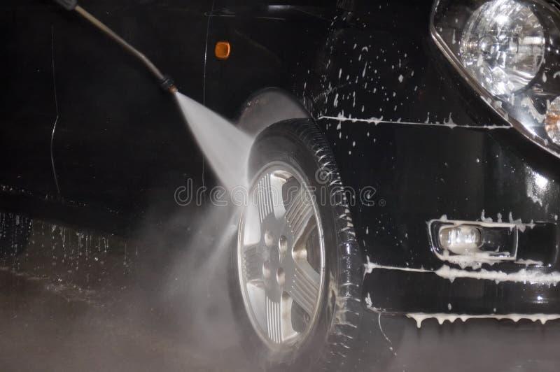 Lave-auto photo stock