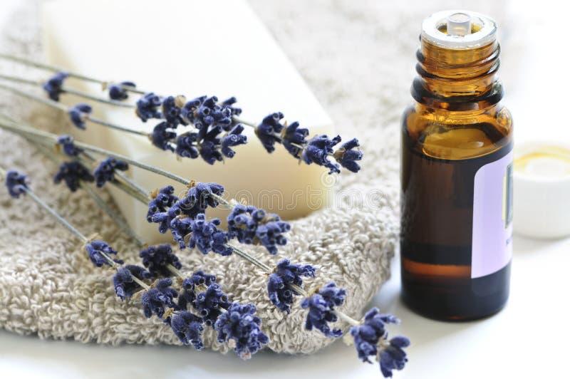 lavender σαπούνι στοκ φωτογραφίες με δικαίωμα ελεύθερης χρήσης