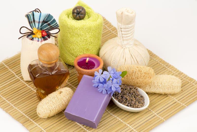 Lavender φυσικό σαπούνι, χειροποίητα σαπούνια από τις φυσικές πρώτες ύλες στοκ φωτογραφίες με δικαίωμα ελεύθερης χρήσης