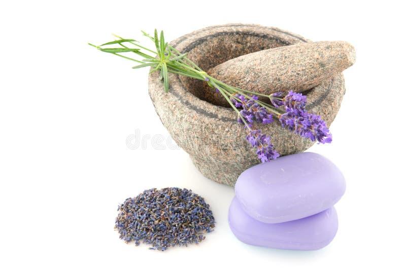 Download Lavender Soap Stock Images - Image: 10465794