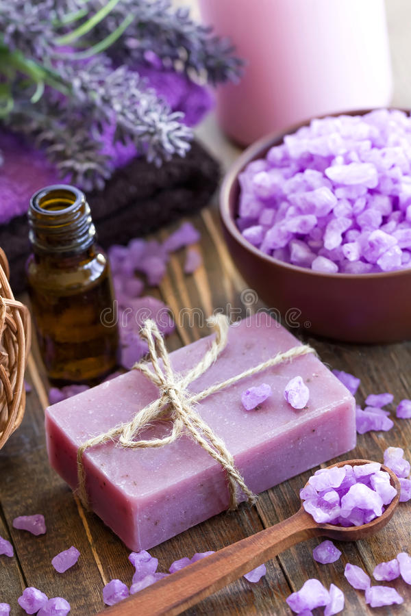 Download Lavender spa stock image. Image of aromatherapy, massage - 38764523