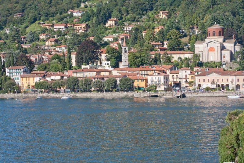 Download Laveno, Lake Maggiore stock photo. Image of tree, mountain - 23676378