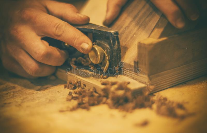 Lavorazioni del legno 2 fotografie stock