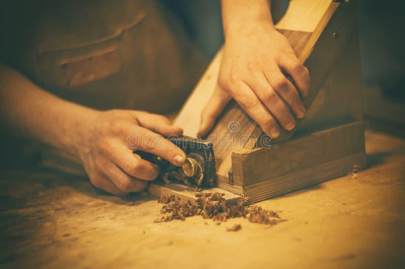 Lavorazioni del legno 7 immagine stock