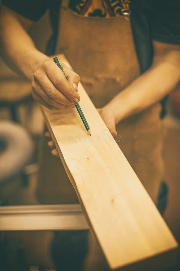 Lavorazioni del legno 8 fotografia stock libera da diritti