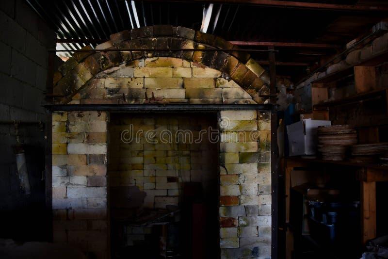 Lavori di ceramica lucidi immagini stock libere da diritti