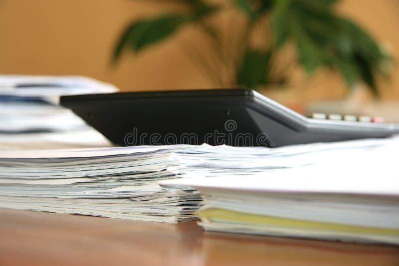 Lavoro D'ufficio Fotografia Stock Gratis