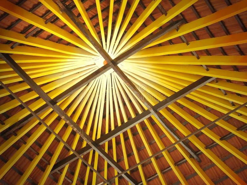 Lavoro del legno variopinto immagini stock libere da diritti