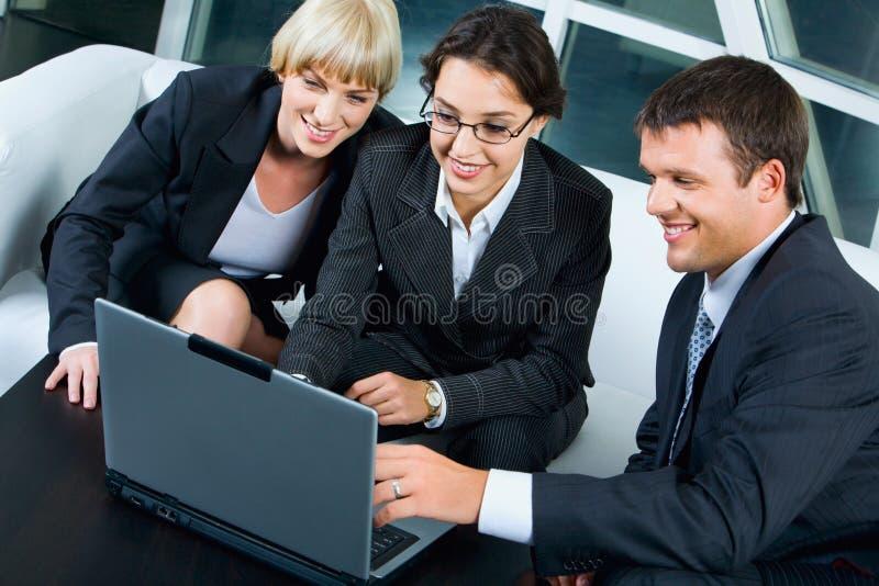 Lavoro di squadra immagini stock