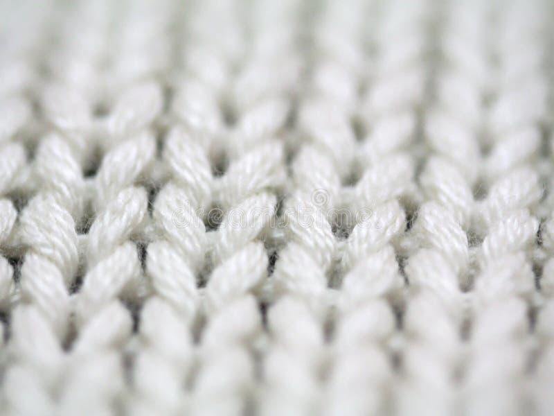Lavoro a maglia fotografia stock libera da diritti