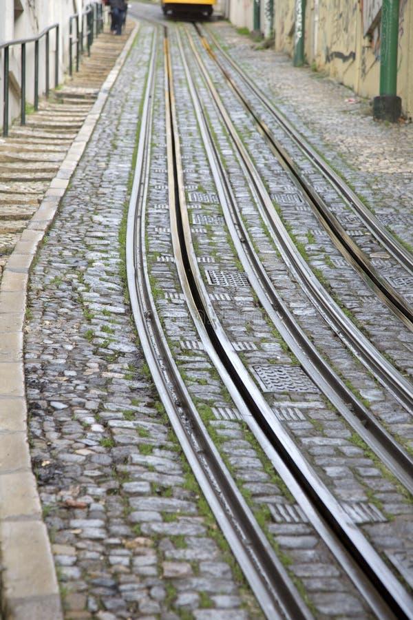 Lavra Elevador; Lisbon. Lavra Elevador in Lisbon; Portugal; Europe stock photos
