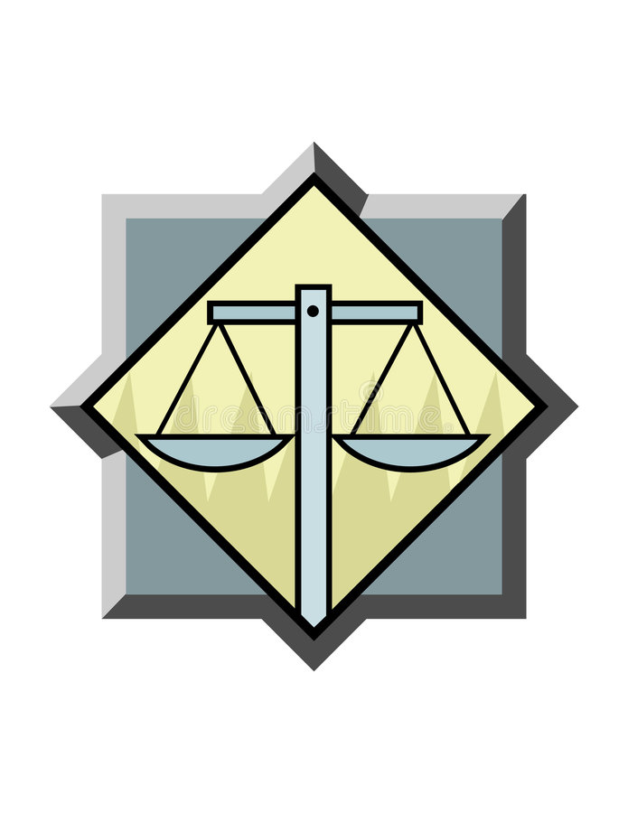 Download Law stock vector. Illustration of attorney, legal, constitution - 5574550