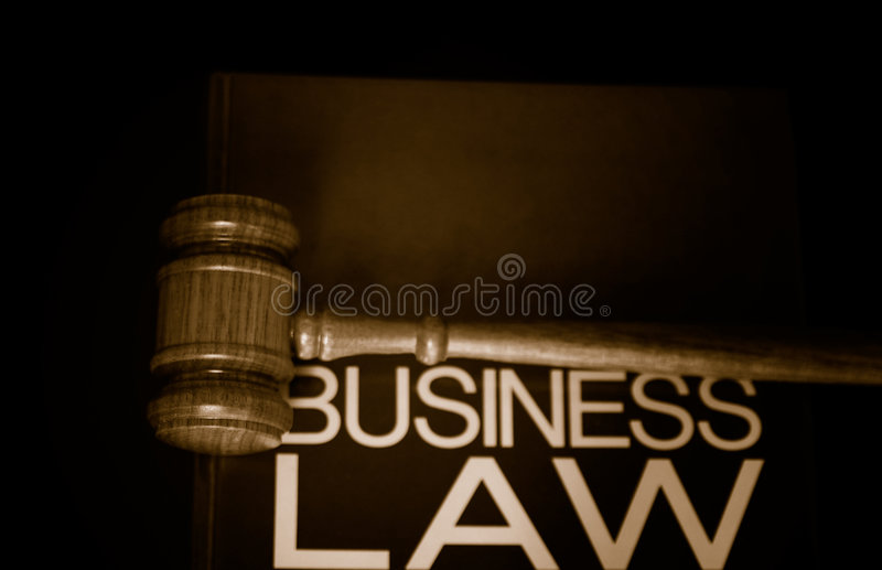 Law book royalty free stock image