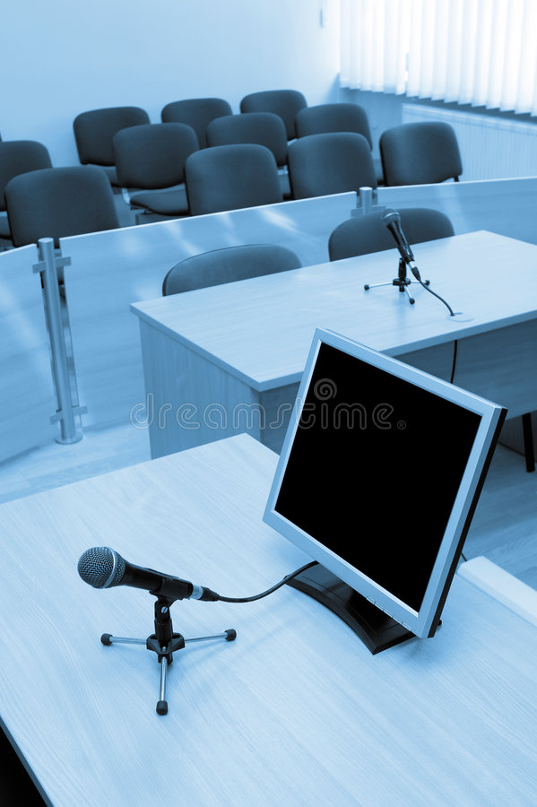 Download Law court stock image. Image of chair, building, desk - 8832191