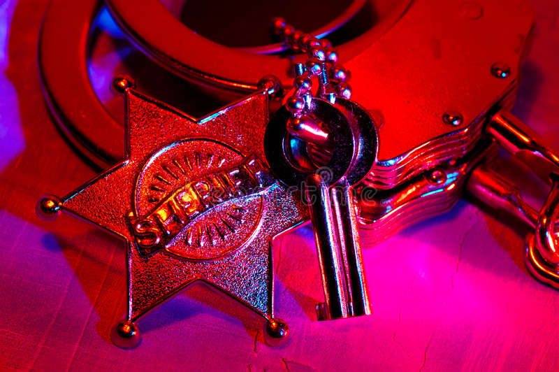 Law Enforcement 3 royalty free stock images