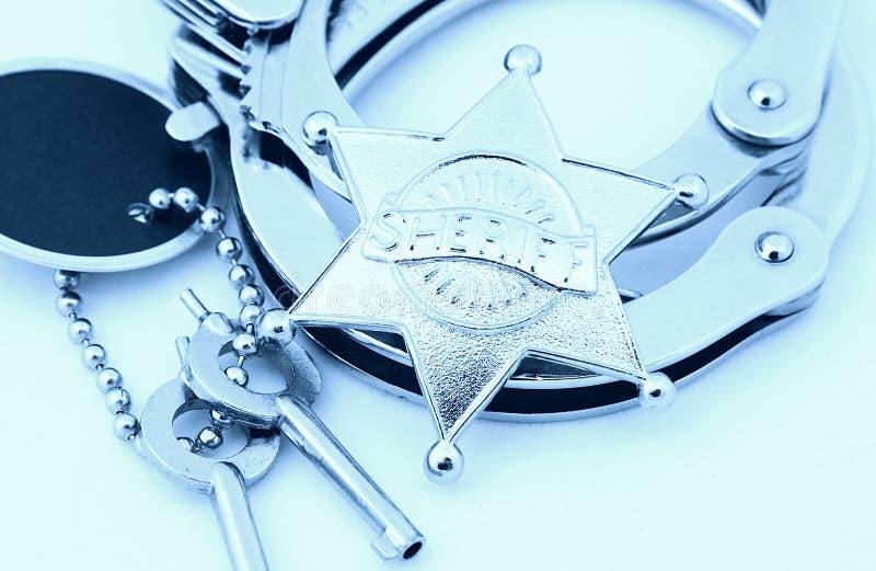 Law Enforcement 4 stock image