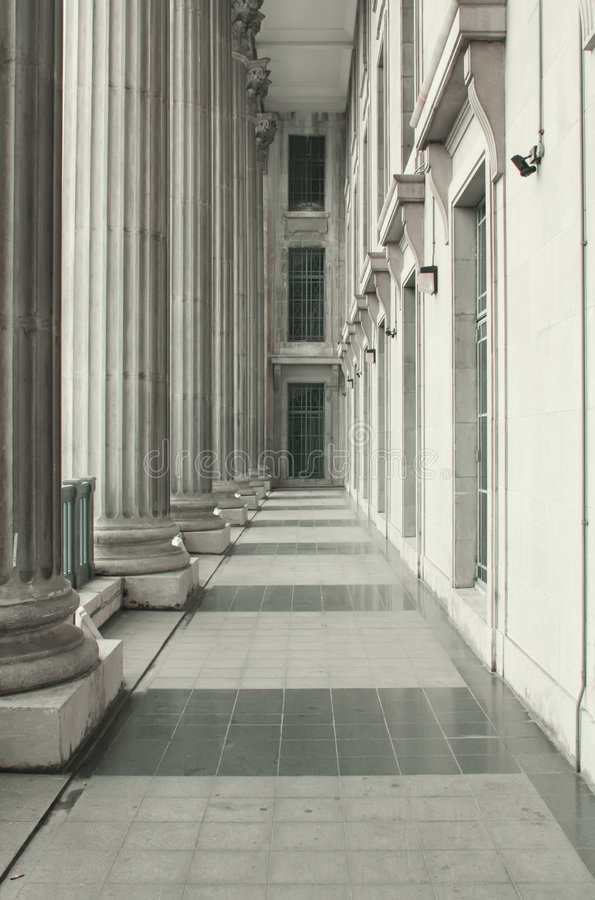 Download Law and Order stock image. Image of building, order, pillars - 8641017