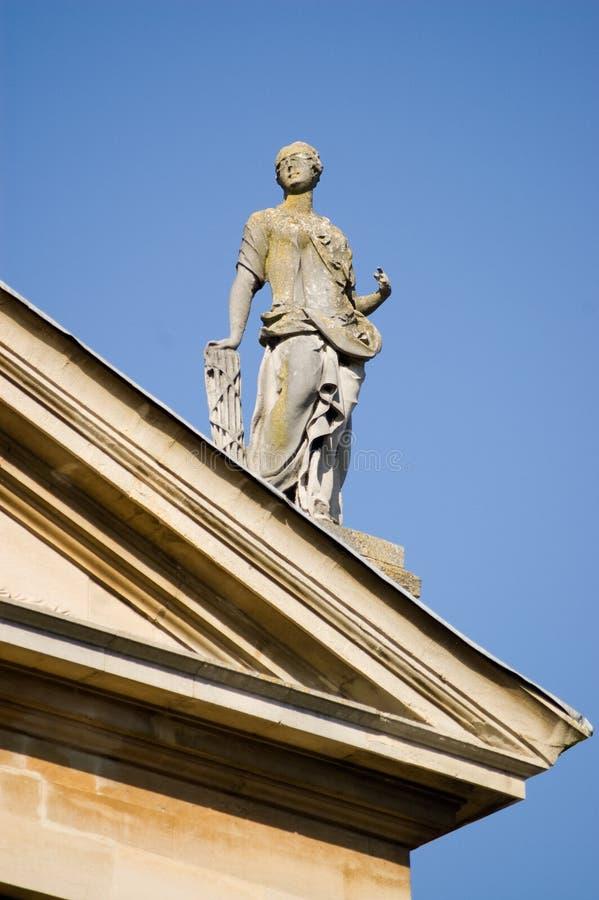 Law Statue, Queen s College, Oxford