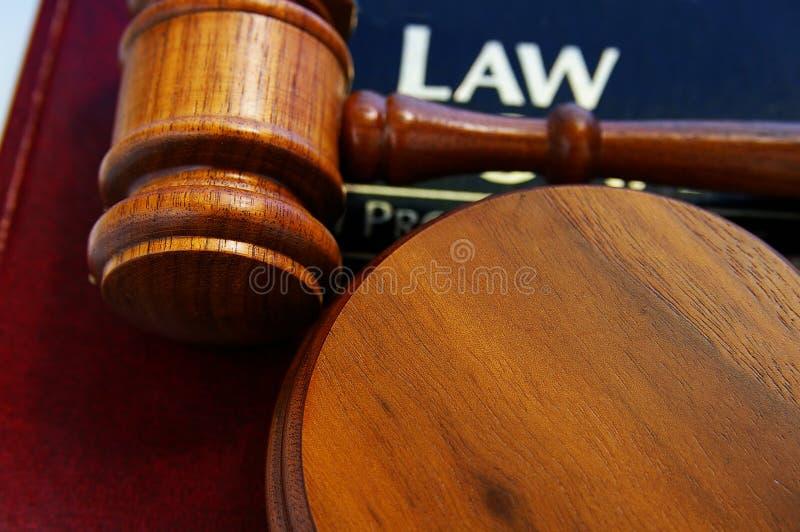 Law Stuff Royalty Free Stock Image