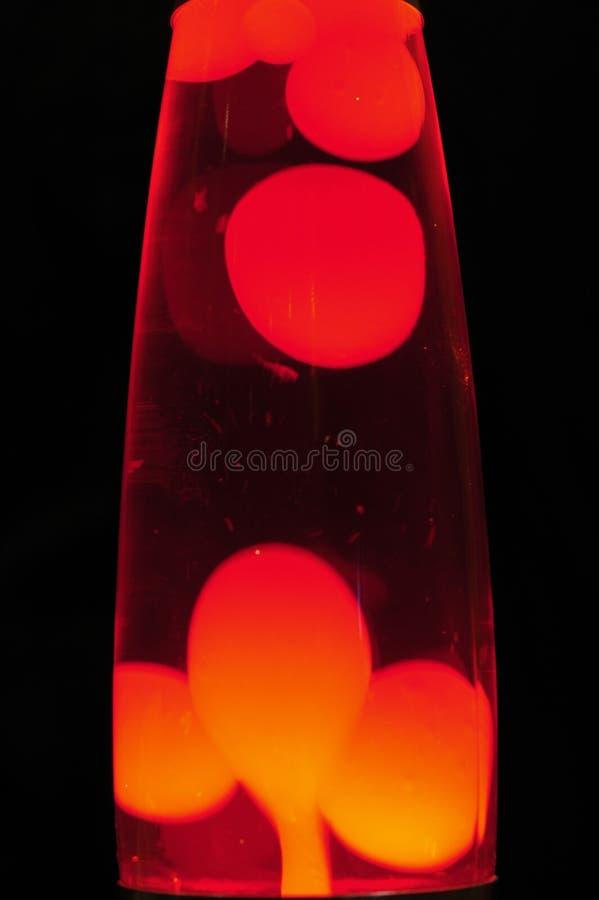 lawa światła zdjęcie royalty free