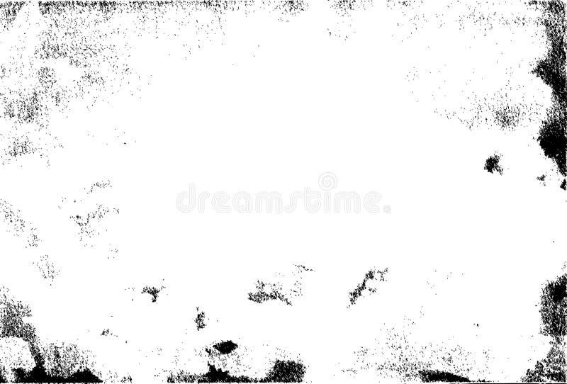 Lawaai en Dusty Texture stock illustratie