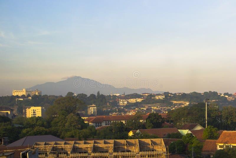 Lawang Sewu is oriëntatiepunt in de stad van Semarang stock foto