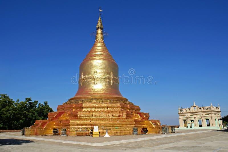 Lawkananda Pagode, Bagan, Myanmar lizenzfreie stockfotos