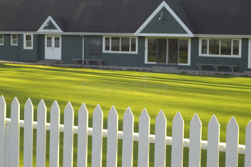 Download Lawn bowling clubhouse stock image. Image of bright, elite - 1709315