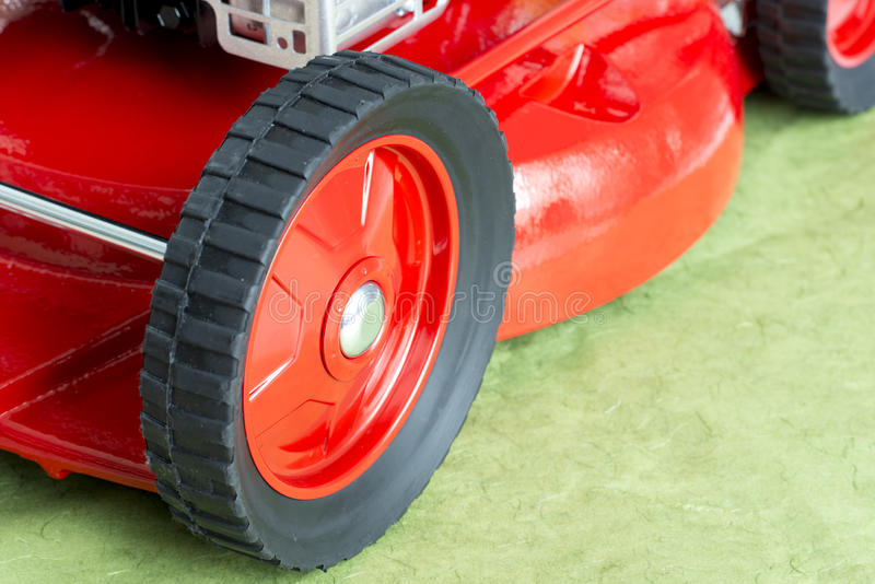 Lawn Mower royalty free stock photography