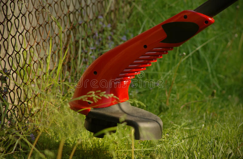 Lawn Mower stock photo  Image of care, property, landscaping