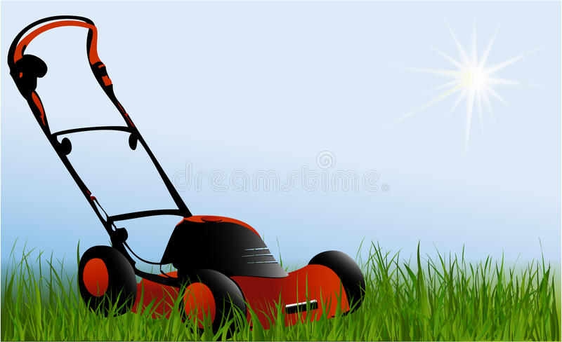 Download Lawnmover Stock Photos - Image: 30701183