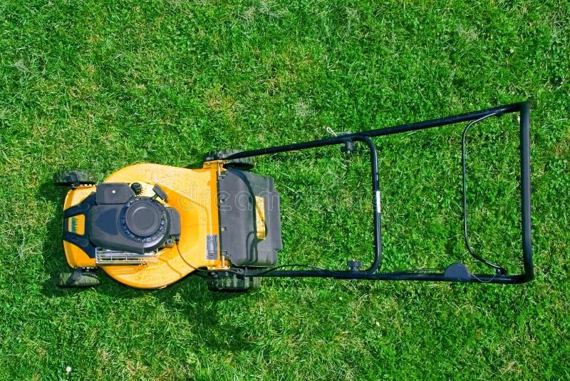 Lawnmower imagem de stock royalty free