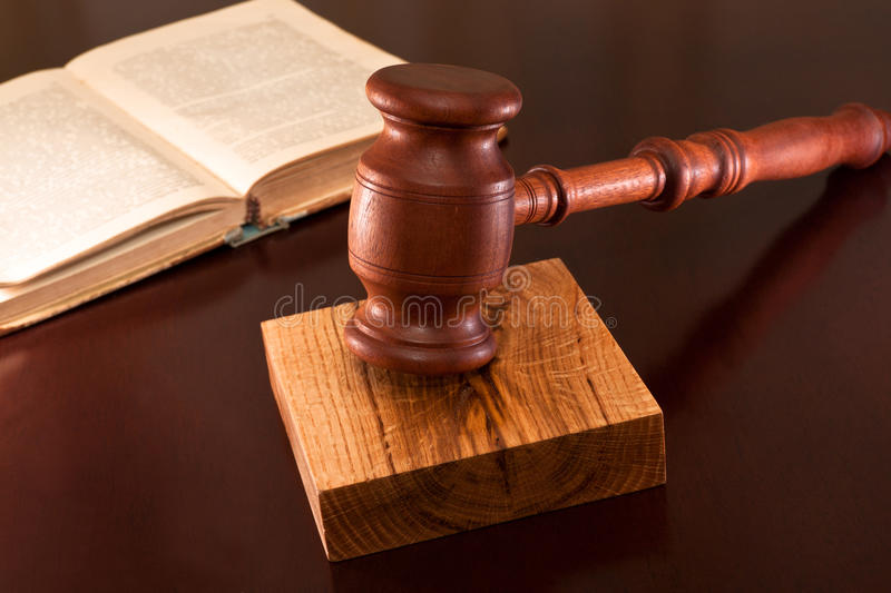 Lawsuits royalty free stock photography