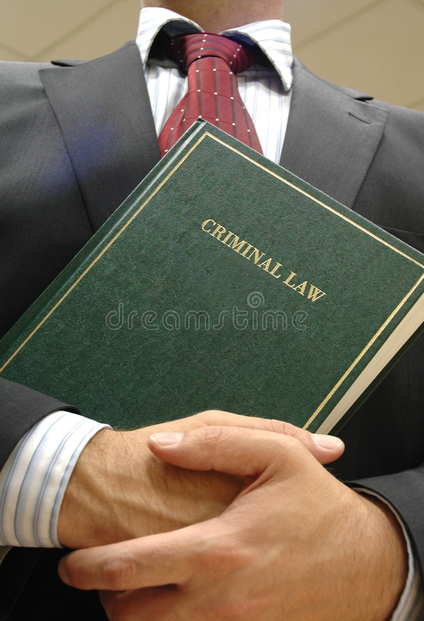 Free Lawyer Holding Book Stock Image - 3211811