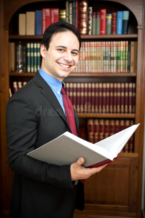 Download Lawyer portrait stock photo. Image of management, office - 26830702
