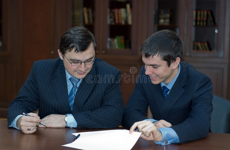 Lawyers stock images