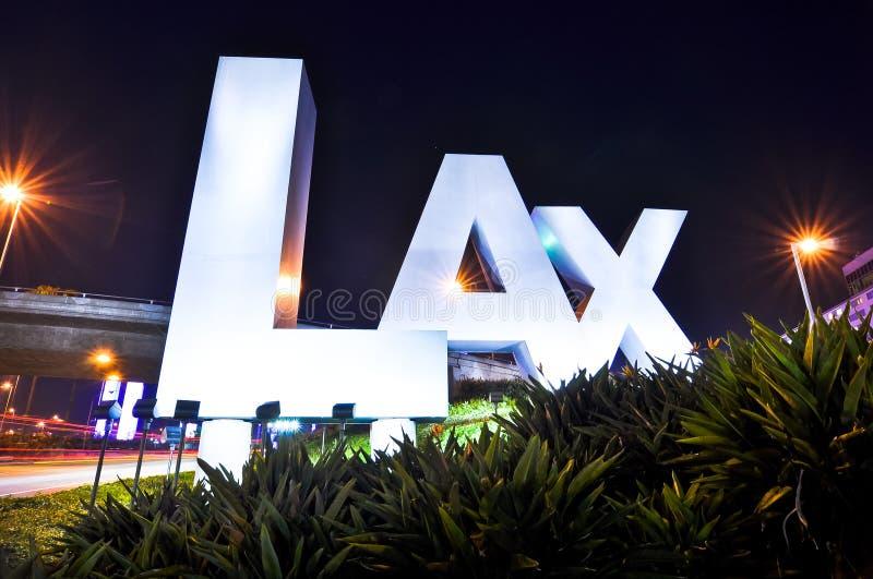 LAX стоковые изображения