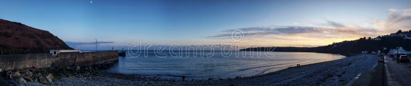 Laxey, Isle of Man lizenzfreies stockfoto