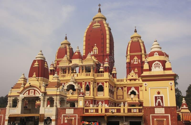 Laxminarayan temple, New Delhi stock photos