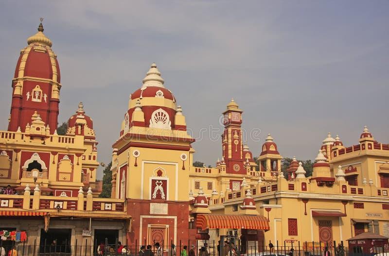 Laxminarayan temple, New Delhi royalty free stock image