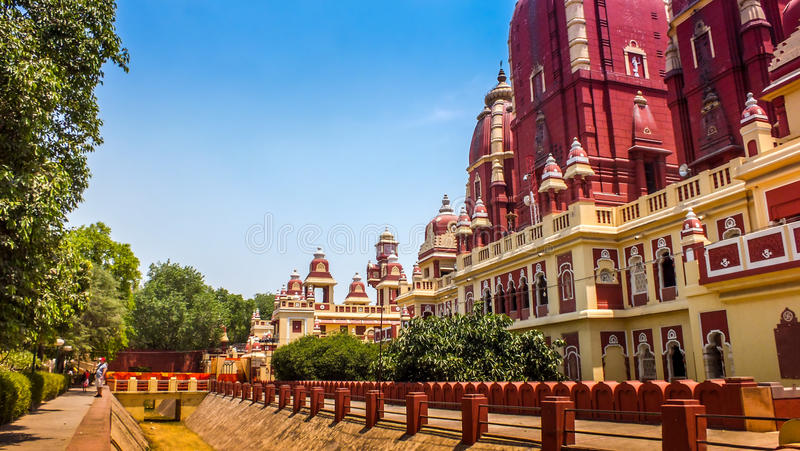 Laxminarayan Temple New Delhi India Free Public Domain Cc Image