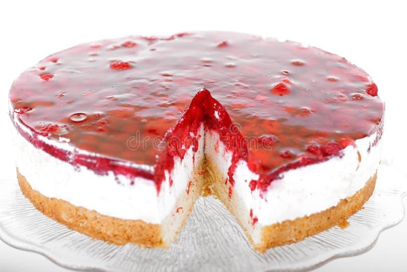 Download Layer cake stock photo. Image of glazed, raspberries - 22812700