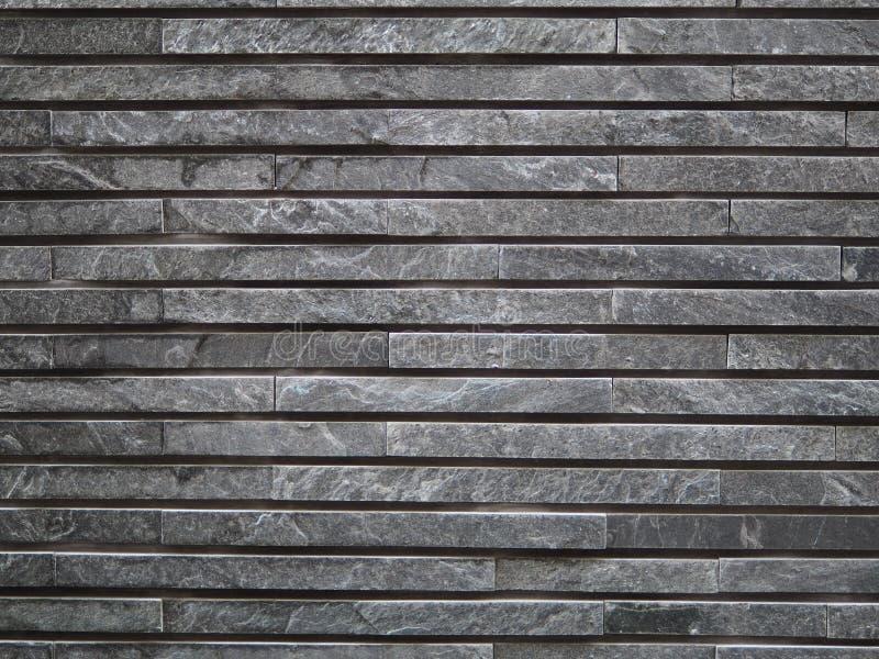 Download Layered Thin Grey Stone Brick Background Photograph Stock Photo