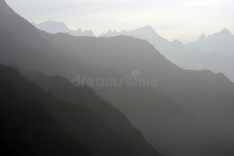 Layers royalty free stock photos