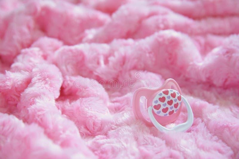 Layette pour le bébé nouveau-né images stock
