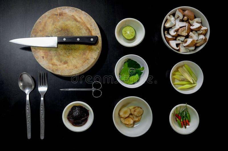 Layflat Cooking Ingredients Free Public Domain Cc0 Image