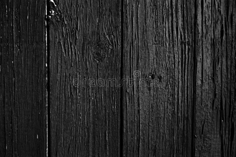 Black Abstract Wood Panel stock images