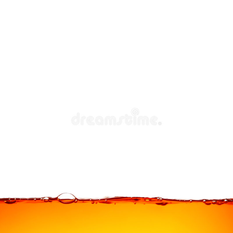 Free Layout With Water Level On White Royalty Free Stock Photos - 6551998